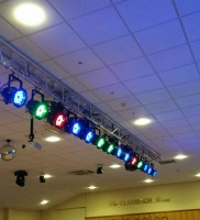 stage lighting installation leeds
