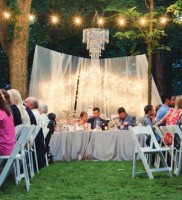 wedding lighting springfield mo